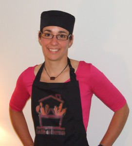 Vicky Audet - La fille au fourneau