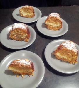 """Gâteau """"surprise"""" aux carottes"""